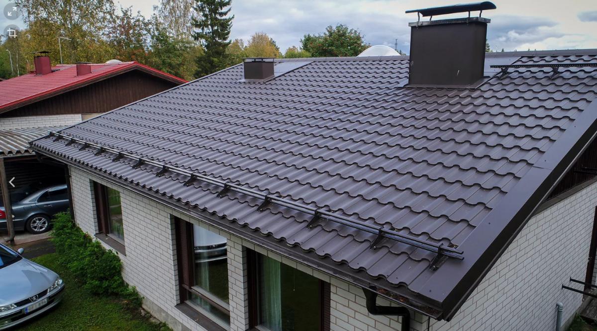 Услуги по ремонту крыш